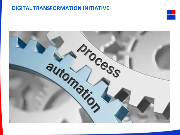 digital transformation initiative n.