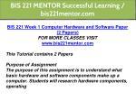 bis 221 mentor successful learning bis221mentor 2