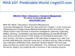 mha 601 predictable world mgt601 com 3