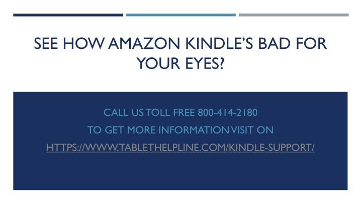 see how amazon kindle s bad for your eyes n.