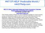 mkt 571 help predictable world mkt571help com 16