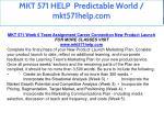 mkt 571 help predictable world mkt571help com 31