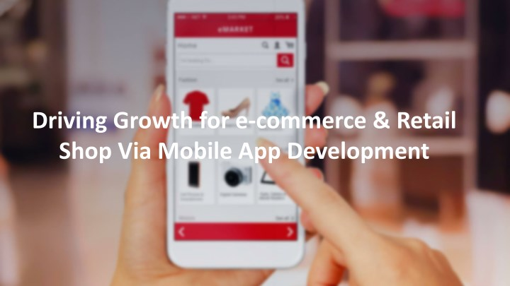 driving growth for e commerce retail shop n.