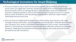 technological innovations for smart shopping