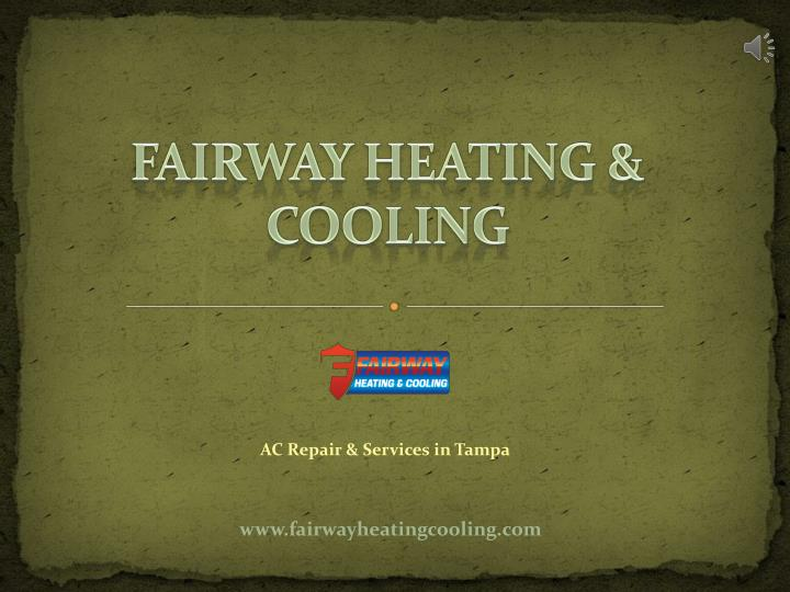 fairway heating cooling n.