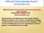 hrm 420 edu predictable world hrm420edu com 23