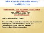 hrm 420 edu predictable world hrm420edu com 29