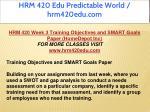 hrm 420 edu predictable world hrm420edu com 31