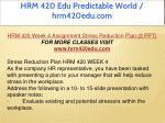 hrm 420 edu predictable world hrm420edu com 33