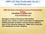 hrm 420 edu predictable world hrm420edu com 52