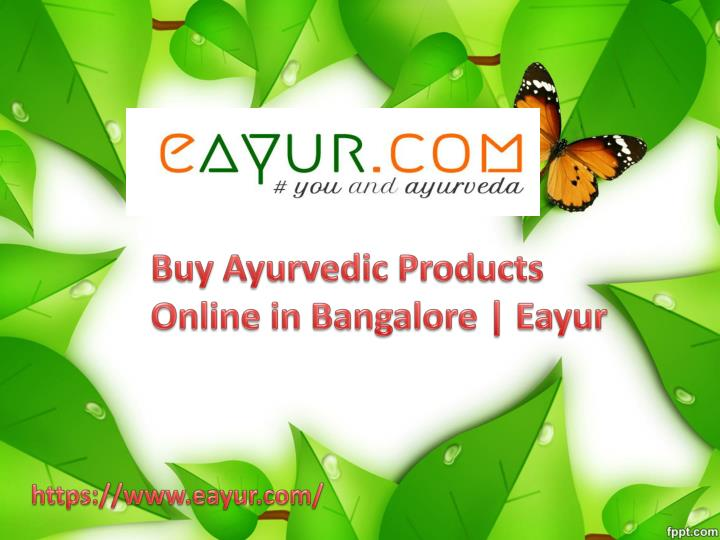 buy ayurvedic products online in bangalore eayur n.