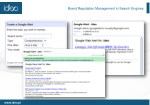 brand reputation management in search engines 30