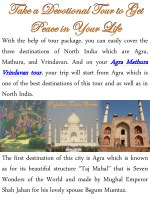 with the help of tour package you can easily