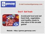 e mail business@gamezop com 4