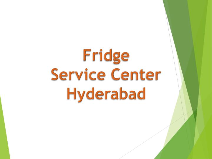fridge service center hyderabad n.