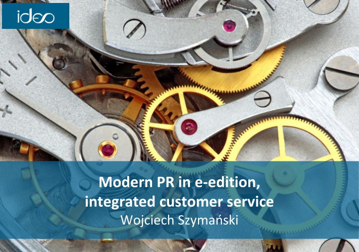 modern pr in e edition integrated customer n.