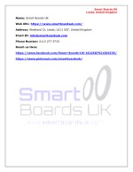 smart boards uk leeds united kingdom 2