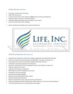 401 k advisor services
