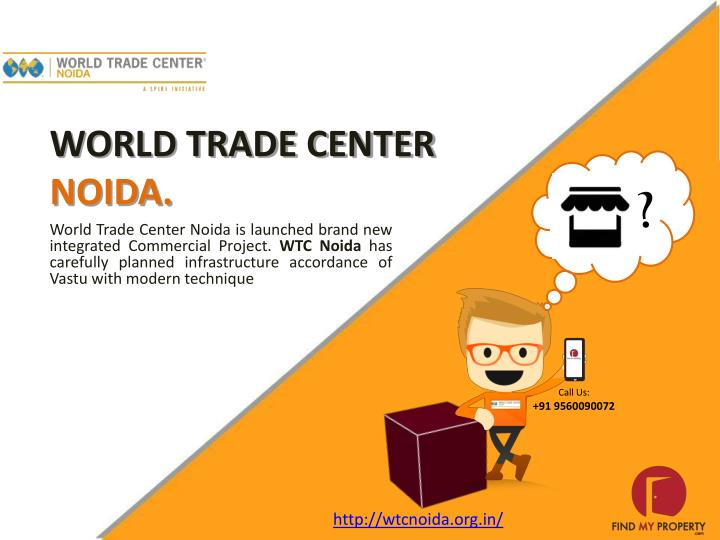 world trade center noida n.