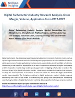 digital tachometers industry research analysis