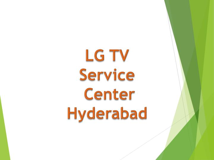 lg tv service center hyderabad n.