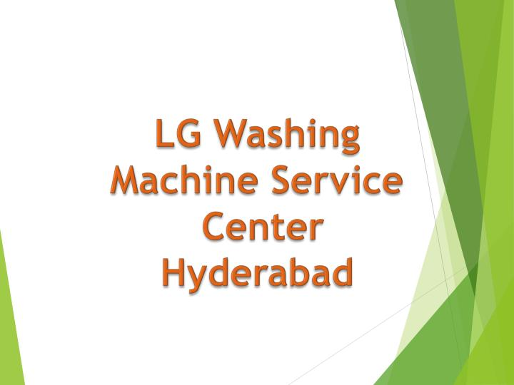 lg washing machine service center hyderabad n.