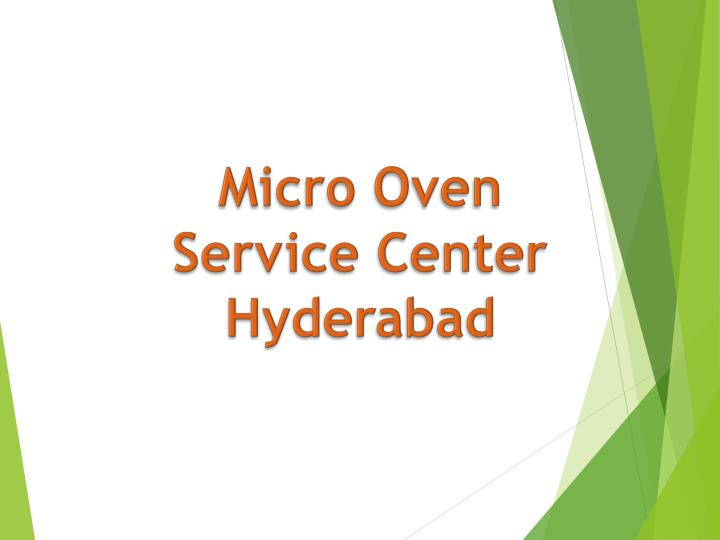 micro oven service center hyderabad n.