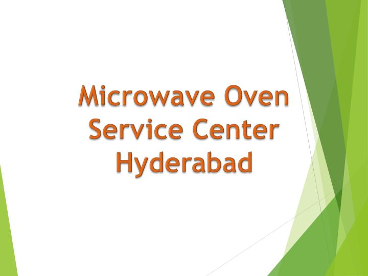 microwave oven service center hyderabad n.