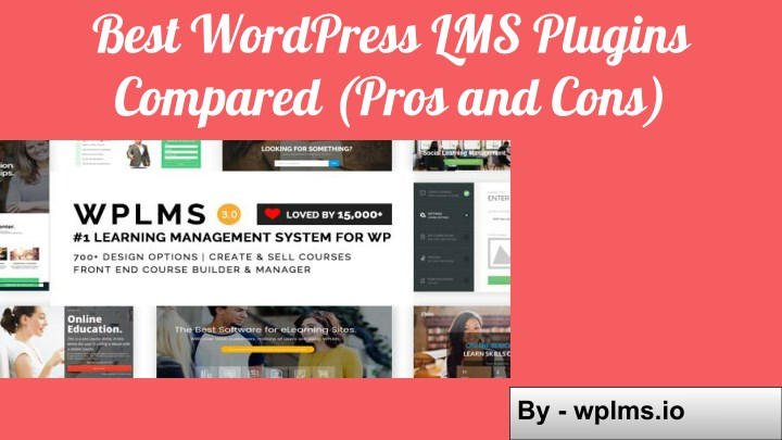 best wordpress lms plugins compared pros and cons n.