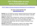 fin 571 education on your terms tutorialrank com 21