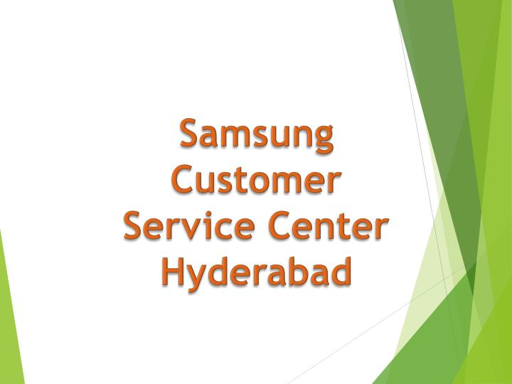 samsung customer service center hyderabad n.
