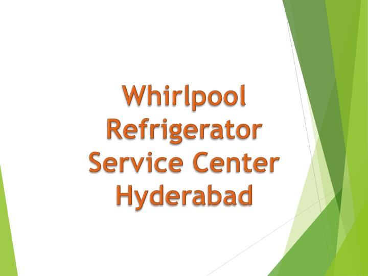 w hirlpool refrigerator service center hyderabad n.