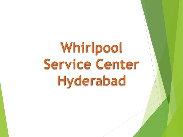 whirlpool service center hyderabad n.