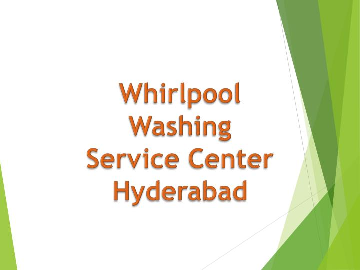 whirlpool washing service center hyderabad n.
