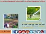 austin lawn management in leawood austin lawn