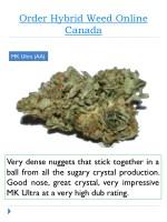 order hybrid weed online canada