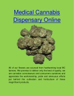 medical cannabis dispensary online