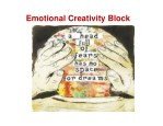 emotional creativity block 1