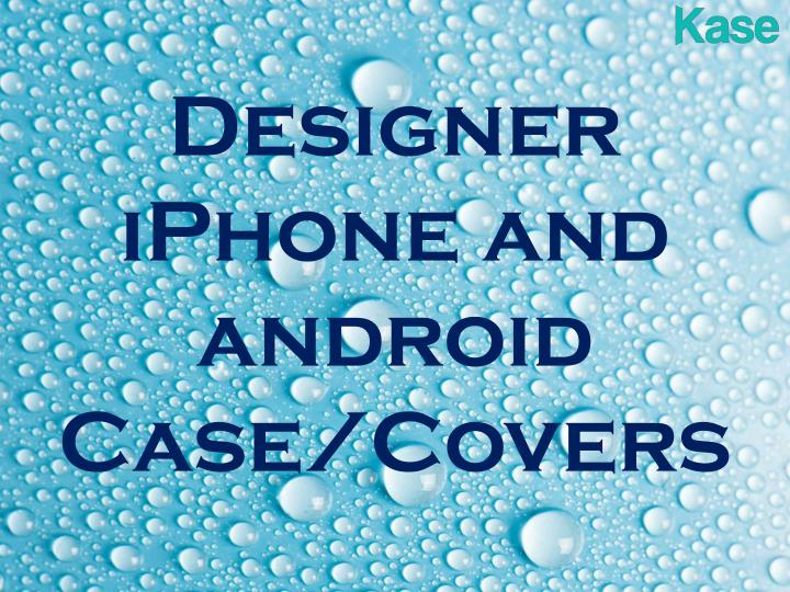 designer iphone and android case covers n.