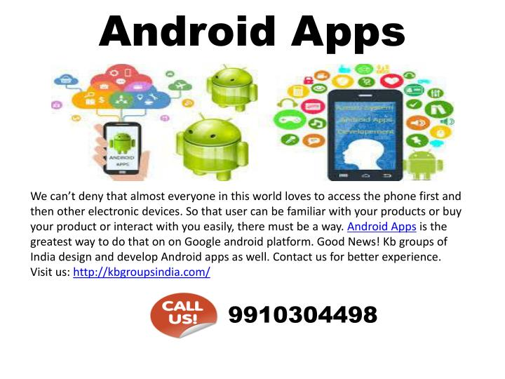 android apps n.