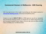 commercial cleaners in melbourne gsr cleaning 1