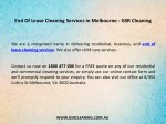 end of lease cleaning services in melbourne 1