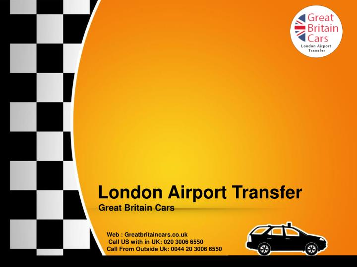 london airport transfer n.