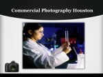 commercial photography houston