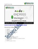 mongodb training in noida 2