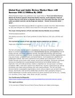 global foot and ankle devices market share will