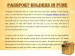 passport holders in pune