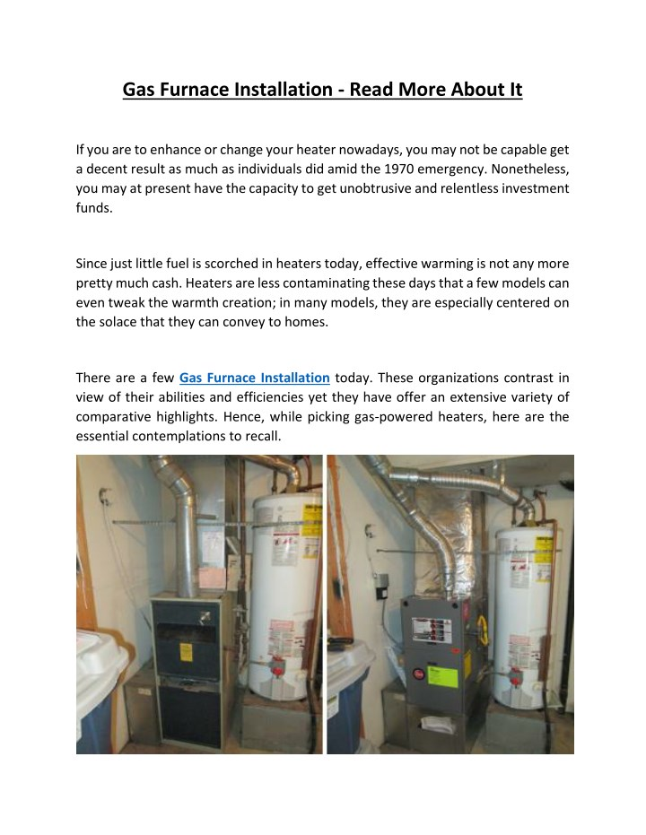 gas furnace installation read more about it n.