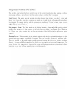 categories and variations of the mattress