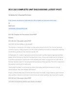 eco 202 complete unit discussions latest post